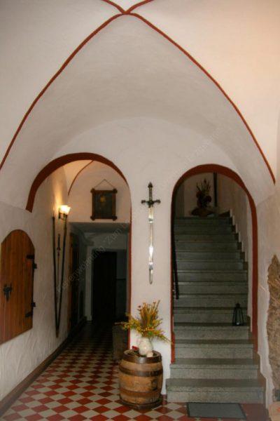 Eingang Eingang Ferienwohnung Zum Lederbernd Gruenhain Erzgebirge